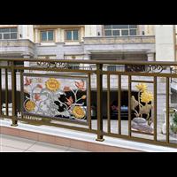 別墅鋁藝護欄北京大興區庭院鋁藝大門供應廠家