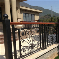庭院铸铝大门别墅铝艺护栏通化市辖区供应生产厂家