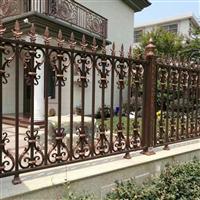 烏蘭察布察哈爾右翼中旗庭院鋁藝大門鋁藝別墅護欄供應生產廠家