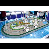 石油集输模型制作设计