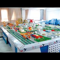物流运输装卸模型制作