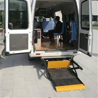 面包车后门车底轮椅升降机