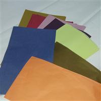 彩色包装纸工艺品礼品包装纸16克23克彩色棉纸