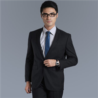 新款男士修身西装定制商务高级休闲西装私人定制职业装正装伴郎服