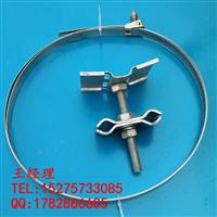 辽宁opgw光缆镂空钢带引下线夹