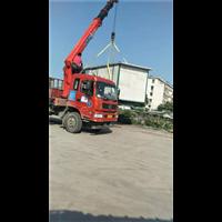 温州随车吊出租吊装可运输