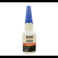 粘尼龙速干胶水 橡胶 POM塑料胶水 惰性塑料粘接胶