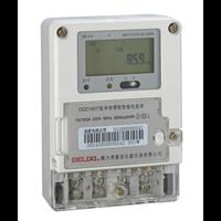 太原德力西牌DDZY607型单相远程费控智能电能表