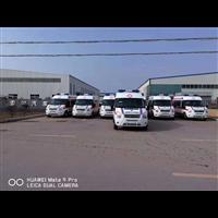 南昌救护车出租到上海多少钱