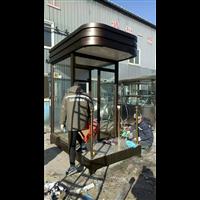 长春金属雕花板岗亭提供优质保温门卫房