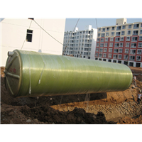 玻璃钢化粪池_乌兰浩特玻璃钢化粪池厂家