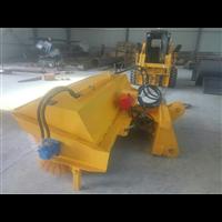 供应装载机扫雪设备斜角清扫器