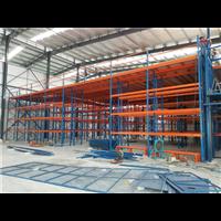 深圳阁楼式货架厂家供应 质量保证