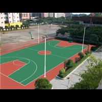玉林丙烯酸篮球场、-----广西朗正装饰工程有限公司