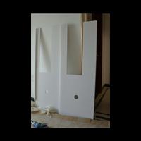 中央空调装饰板安装