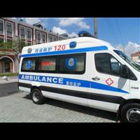 广州快捷救护车