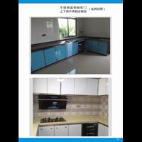 广东橱柜哪家好-广州不锈钢晶钢橱柜门批发代理
