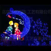 北京灯光节企业