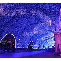 北京灯光秀设计