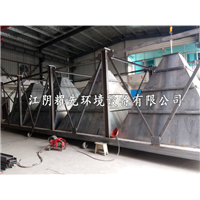 制鞋厂废气处理-江阴耀先活性炭吸附净化设备