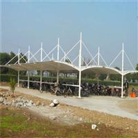 江西自行车停车棚厂家