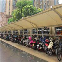 安徽自行车停车棚厂家
