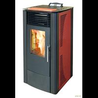 潍坊暖佳宝家庭用生物质颗粒壁炉,颗粒采暖炉,真火采暖厂家直供