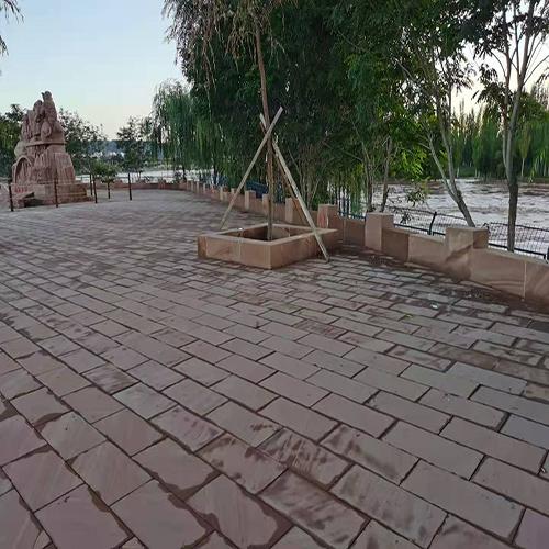 甘肃红砂岩砖
