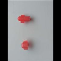 非电导爆管4通连接件