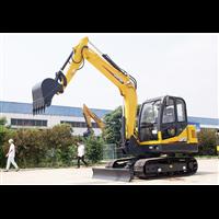 卡特重工CT60-8B微型液压挖掘机1