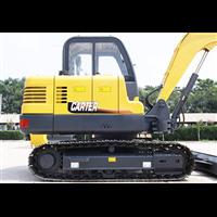 卡特重工CT60-8B微型液压挖掘机2