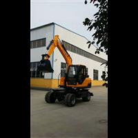 郑州卡特重工轮式挖机出售哪家好