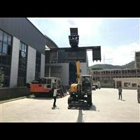 郑州卡特重工轮式挖机销售公司哪家好