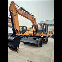 郑州哪里有卖卡特重工轮式挖机