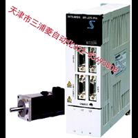 纺机行业的天津三菱伺服电机展示