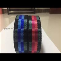 广州尼龙间色织带厂家