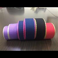 广州竹纤维间色织带