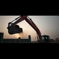 唐山挖掘机|唐山森桉建筑工程有限公司
