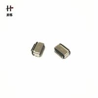 防水16P母座-(舌片外露+三凸)小家电防水充电加数据接口