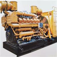 出售二手济南柴油机股份有限公司产天然气发电机组