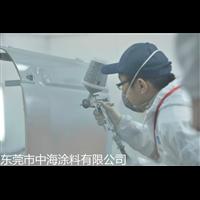 东莞长安镇机械油漆是怎么调色的