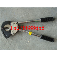 优质线缆剪刀断线钳J40/52/75/95/100棘轮剪厂价