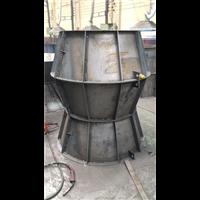 污水检查井钢模具 圆井模具 生产销售厂家