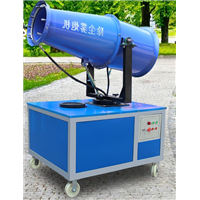 广西南宁60米喷雾机雾炮机厂家价格
