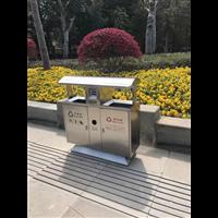 广西钦州分类垃圾桶不锈钢垃圾桶果皮箱厂家广西星沃