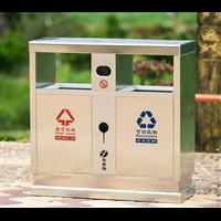 广西星沃分类垃圾桶不锈钢垃圾桶环卫垃圾桶果皮箱厂家供应