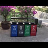 广西平南分类垃圾桶不锈钢垃圾桶果皮箱广西星沃金属制品有限公司