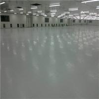 东莞黄江PVC防静电片材地板/电子车间铺ESD地板-百特净化
