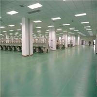 东莞石龙电子车间PVC防静电卷材地板-东莞市百特净化科技