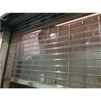 昆明水晶门|昆明水晶折叠门|